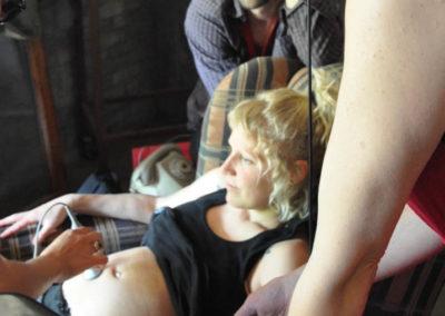 LBB- recording baby heartbeat Cirque du Platzac