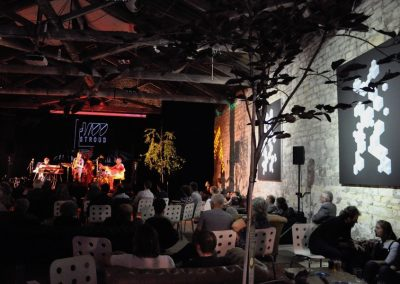 Inside the Goods Shed Jazz Stroud