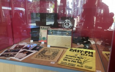 Radio Collections: Museum in The Park