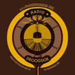 Radio Droogdok round logo
