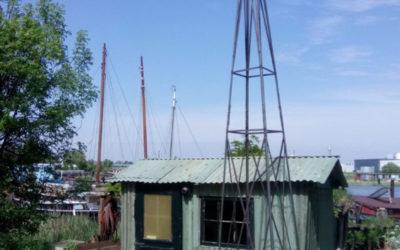 Today's radio hut idyl