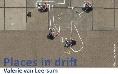 Places In Drift / Radio Droogdok flyer