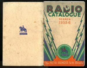 Radio Catalogue MIP collection
